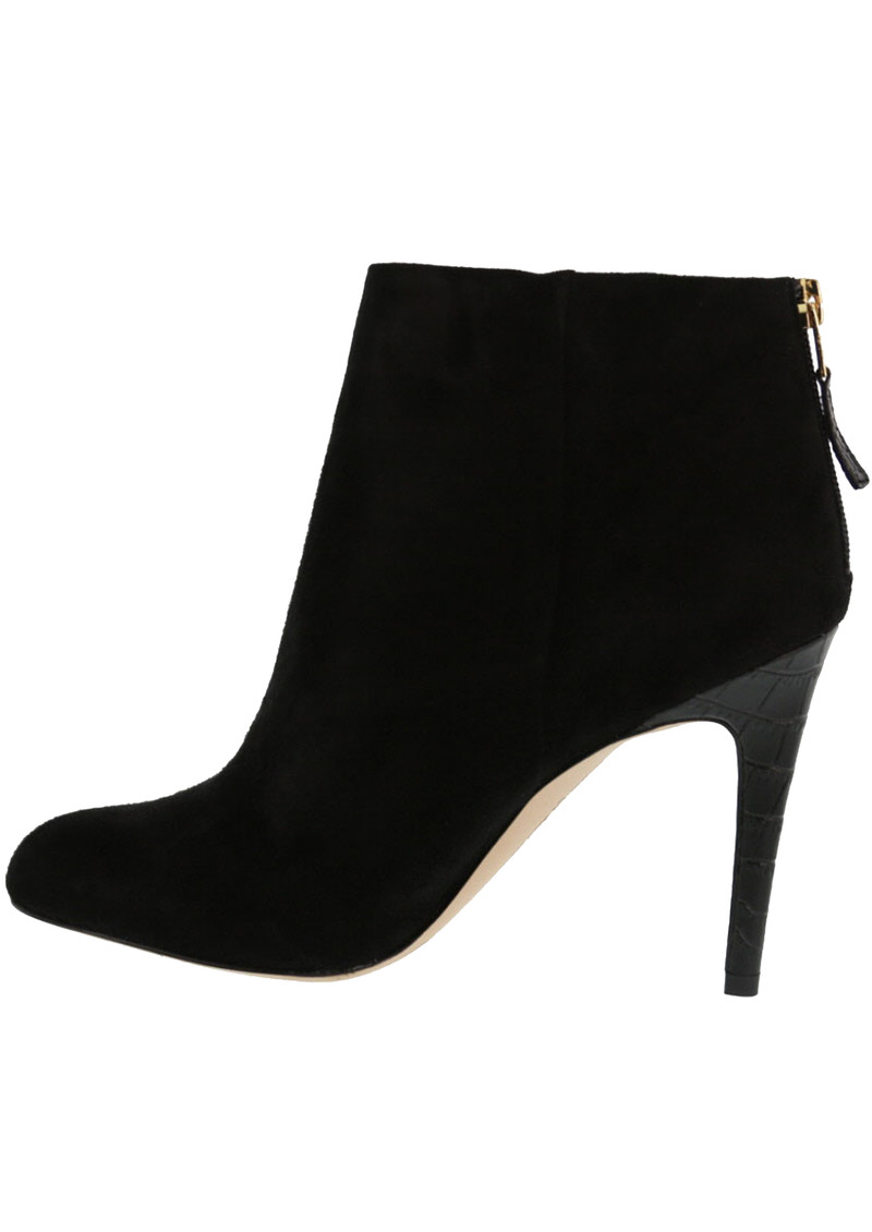 Sam Edelman Kourtney Suede Boots - Black main image
