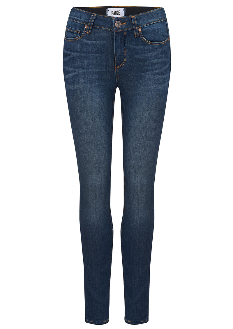 Paige Denim Verdugo Ankle Skinny Jeans - Raylene main image