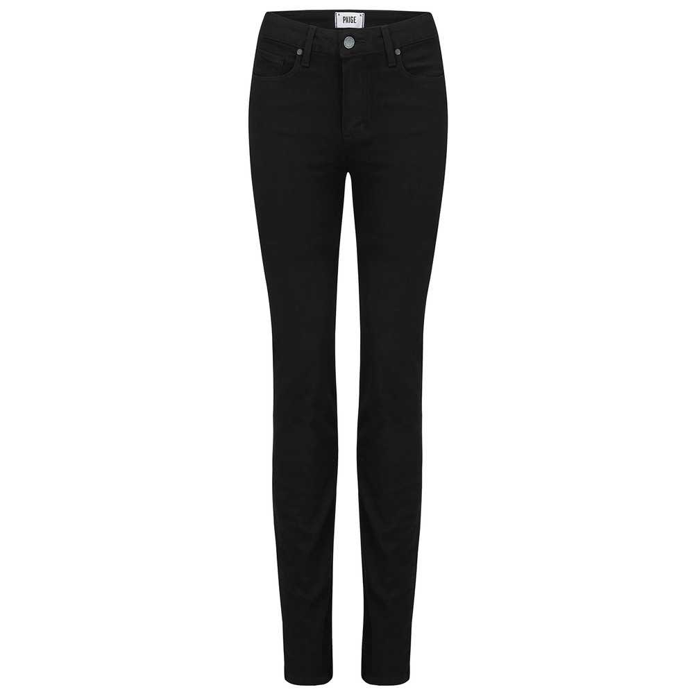Hoxton Straight Leg Jeans - Black Shadow