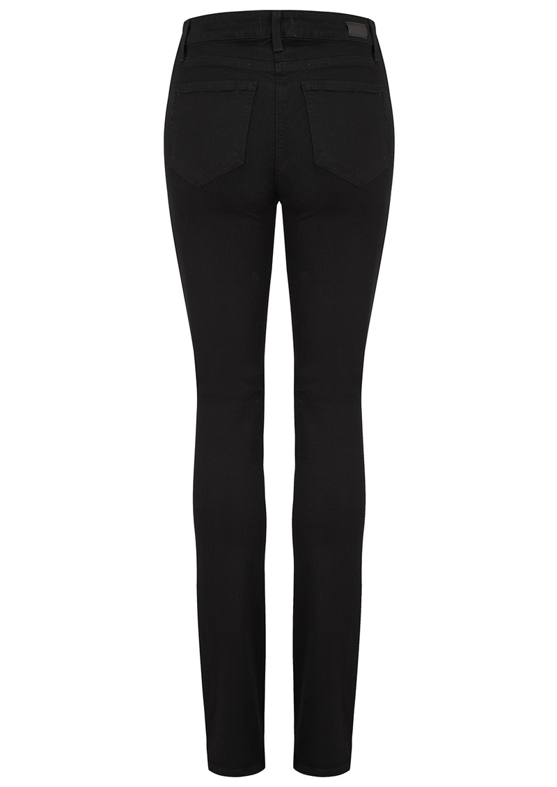 Hoxton Straight Leg Jeans - Black Shadow main image