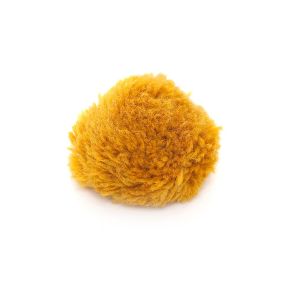 Woolly Bobbl - Mustard