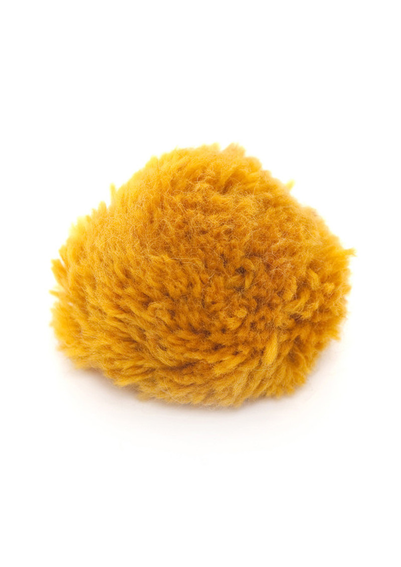 BOBBL Woolly Bobbl - Mustard main image