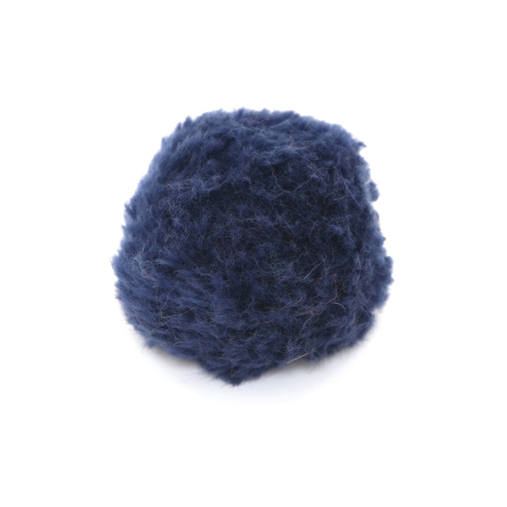 Woolly Bobbl - Navy