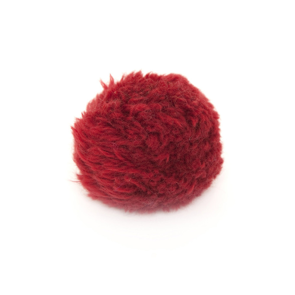 Woolly Bobbl - Red