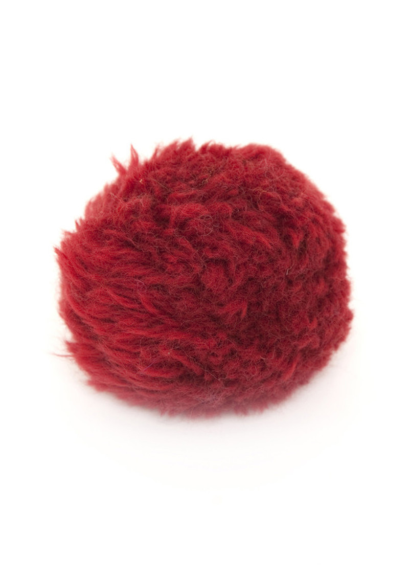 BOBBL Woolly Bobbl - Red main image