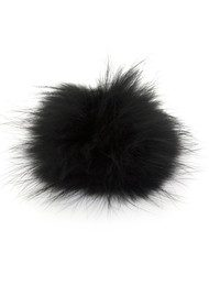 BOBBL BIG FUR BOBBL - BLACK